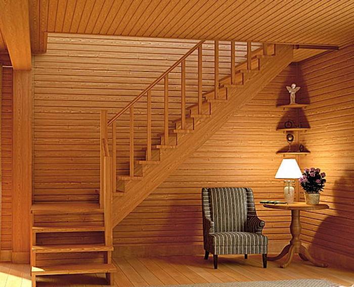 comment faire son escalier soi meme astuces menuiserie. Black Bedroom Furniture Sets. Home Design Ideas